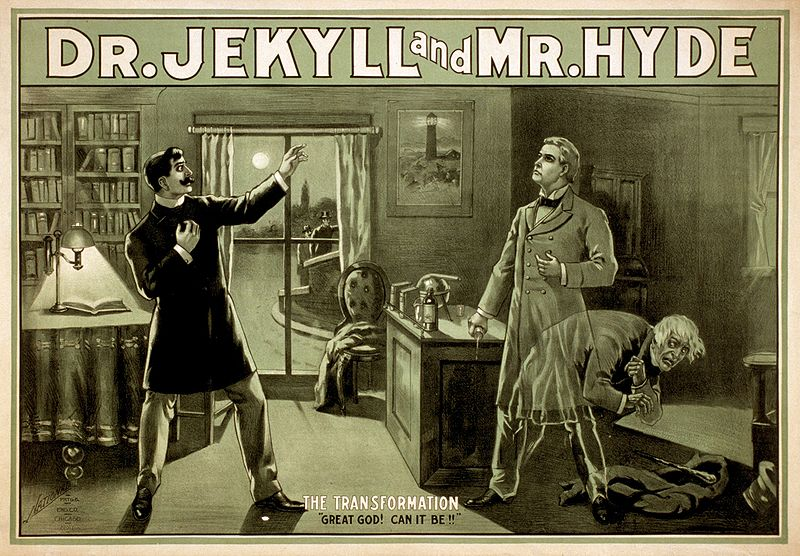 Dr. Jekyl & Mr. Hyde Silent Film with Dorothy Papadakos