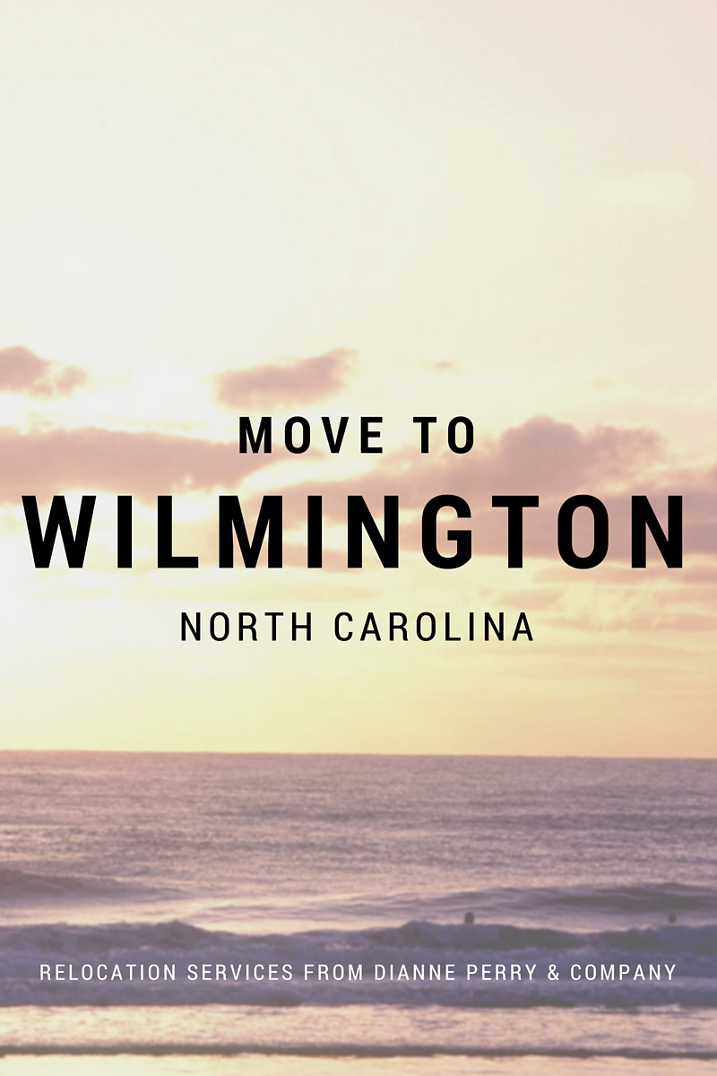 Relocation Services to Wilmington NC