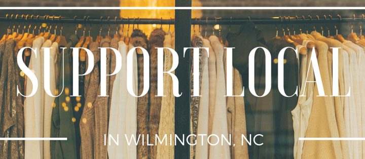 Where to Shop Local in Wilmington NC