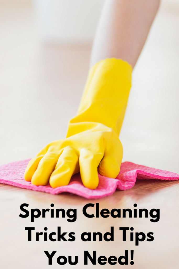 The Only Spring Cleaning Tips and Tricks You Need
